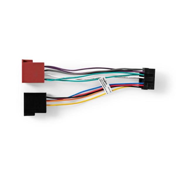 ISO kabel voor JVC autoradio