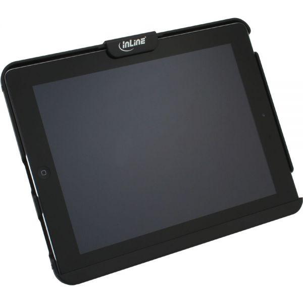InLine iPad Veiligheidshoes met slot en sleutel Zwart