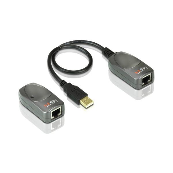 Aten UCE260 USB 2.0 Verlenger over UTP (60 meter)
