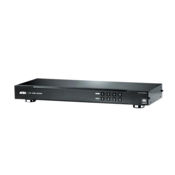 Aten VM0404HA 4 x 4 poorts HDMI matrix schakelaar