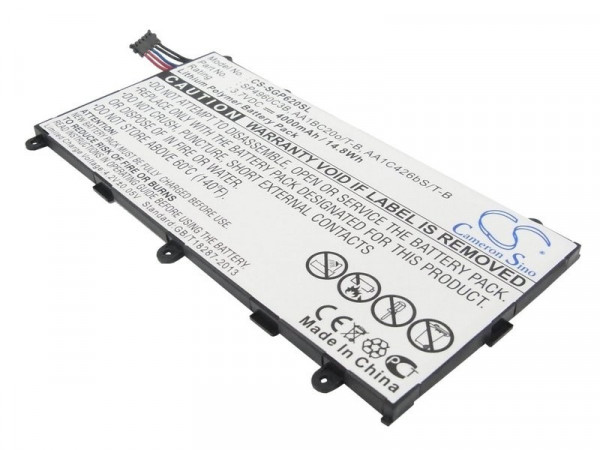 Accu voor Samsung Tab
