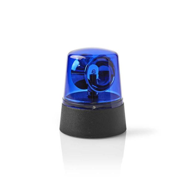 LED zwaailicht Blauw