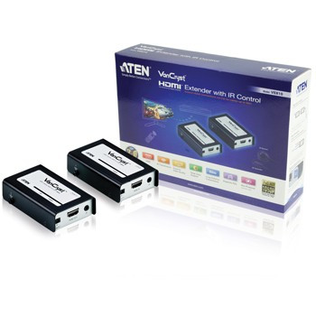 Aten VE810 HDMI Verlenger + IR Functie
