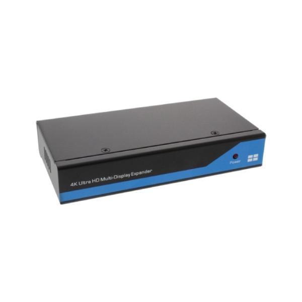 InLine DisplayPort naar HDMI 2x2 Video Wall Splitter 4K UltraHD