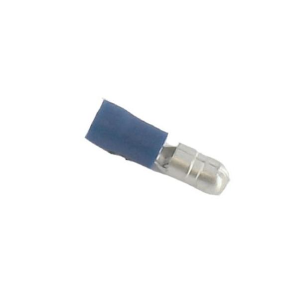 Kabelschoen kogel 1,5 - 2,5 mm Blauw (100st)