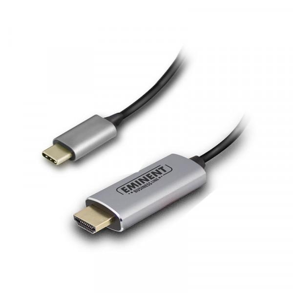 Premium USB C naar HDMI kabel - 1,8 meter - 4K 60Hz