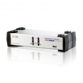 ATEN CS84U 4 poorten KVM-schakelaar VGA USB 2048 x 1536