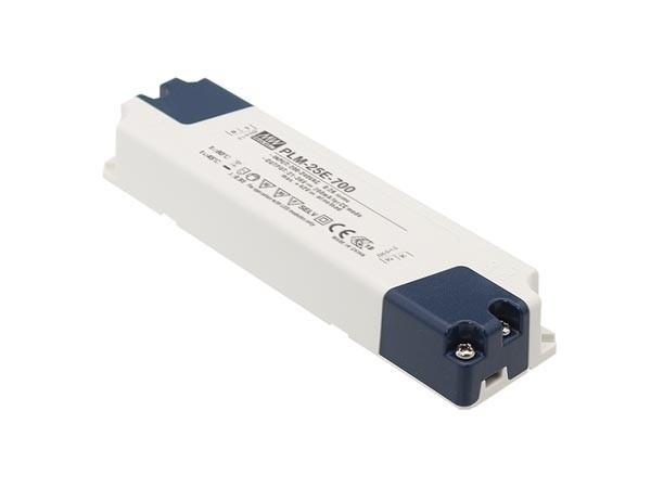 Dimbare LED Transformator - 42-72 volt - 25 Watt