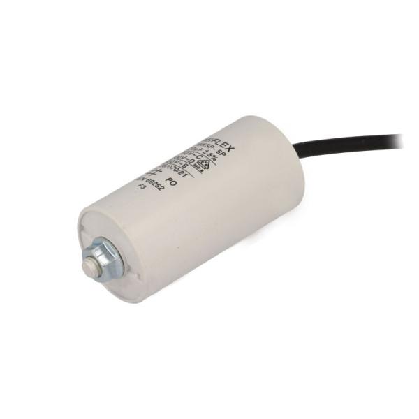 Condensator 20.0uf / 450 V + cable