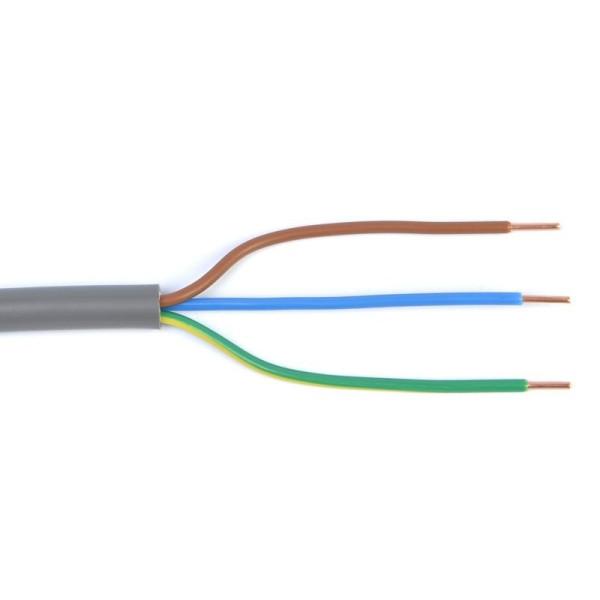 YMVK 3x 2,5 mm2 installatiekabel (per meter)