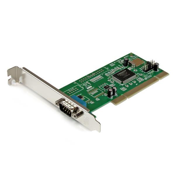 StarTech 1-poort PCI RS232 Seriële Adapterkaart met 16550 UART