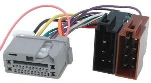 ISO kabel voor HONDA (37x16mm) autoradio