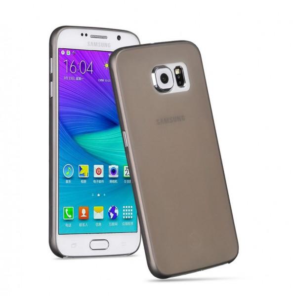 Hoco Ultra dunne backcover voor Samsung Galaxy S6 zwart
