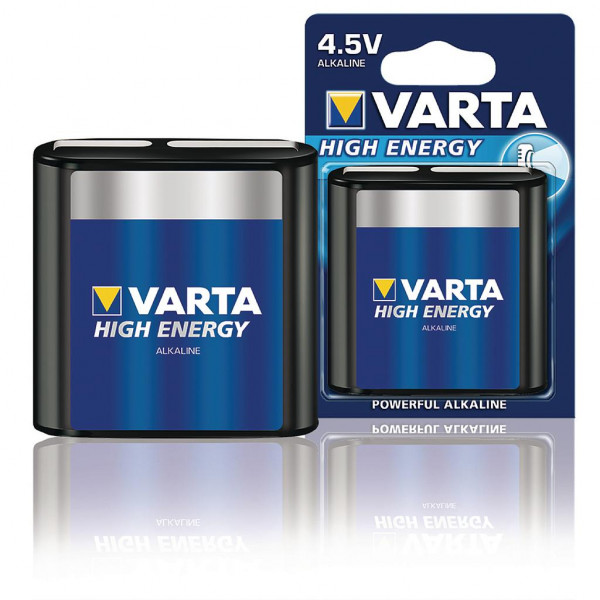 VARTA Alkaline batterij 4.5 V High Energy