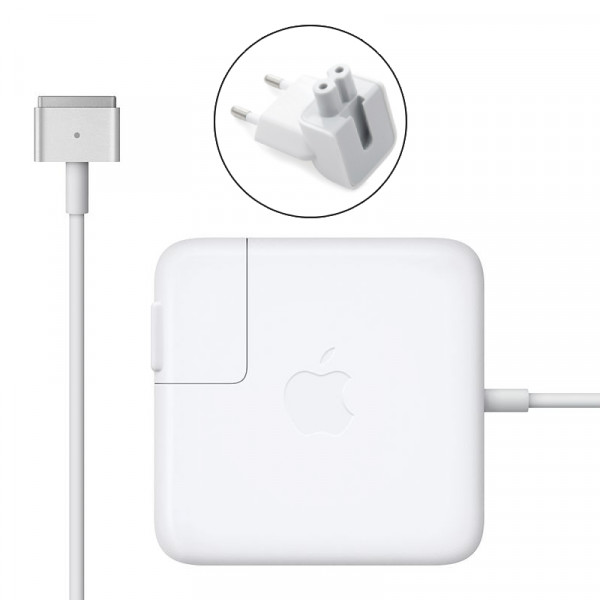 Apple MagSafe 2 oplader voor MacBook Air 11 en 13 inch 45w