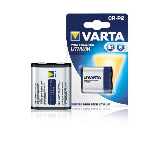 Varta CRP2 Camera lithiumbatterij