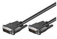 DVI-D Single-Link Aansluitkabel 2m