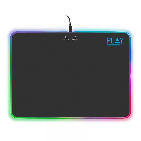 Gaming muismat met RGB led verlichting