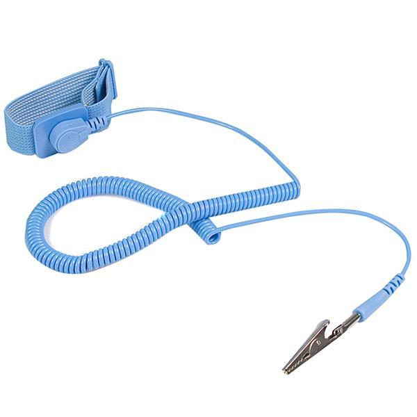 StarTech ESD antistatische armband met aardingskabel