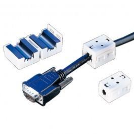 Ferriet filter voor kabels tot 6,5mm