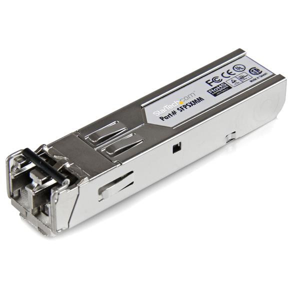 StarTech Gigabit 850nm Multi-Mode SFP Glasvezel Transceiver - LC 550m