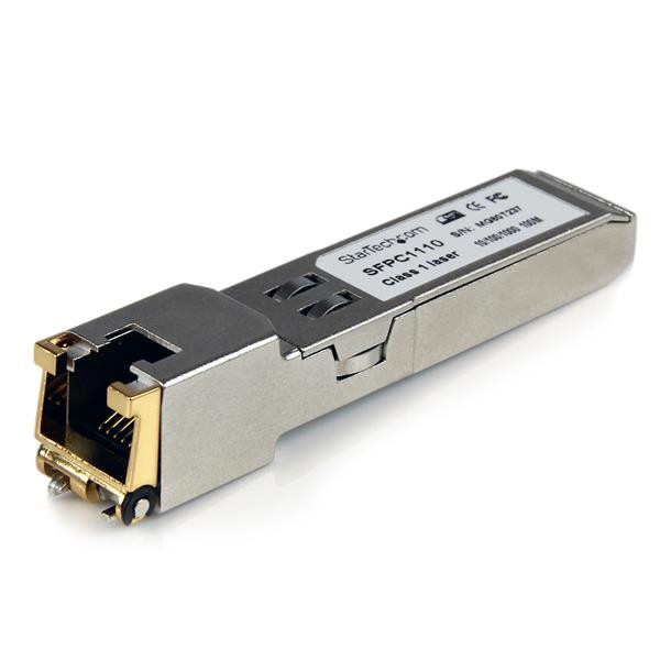 StarTech Cisco Compatibele Gigabit RJ45 SFP Transceiver Module Koper - Mini-GBIC met Digital Diagnos