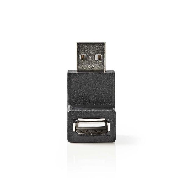 USB 2.0 Haakse adapter 270 graden