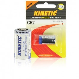 Kinetic Lithium CR2 batterij 3V