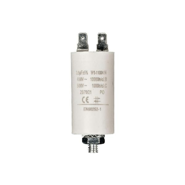 Condensator 3,5uf / 450 v + aarde