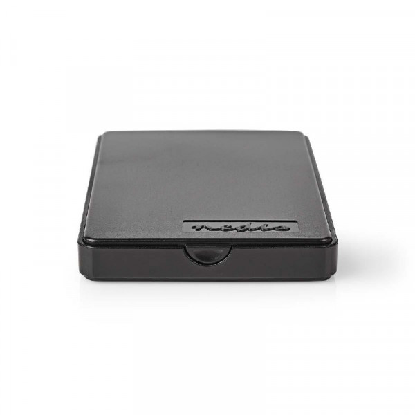 "SATA 2.5"" harde schijf-behuizing USB 2.0 Zwart"