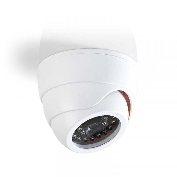 Dummy-camera met LED Wit