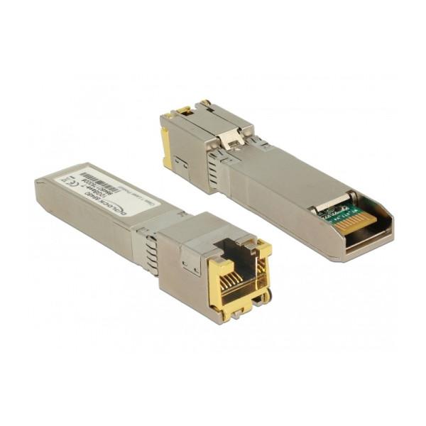 Delock SFP+ Module 10GBase-T RJ45