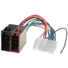 ISO kabel voor PIONEER (33x7.5mm) autoradio