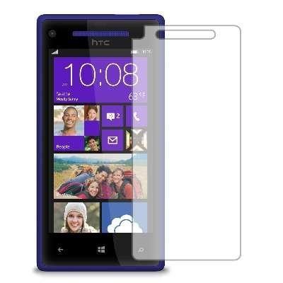 Screenprotector Clear voor HTC 8X