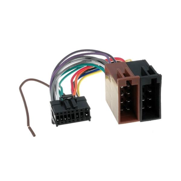 ISO kabel voor PIONEER (24.5x10mm) autoradio