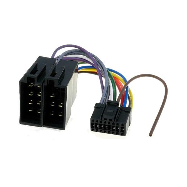 ISO kabel voor PIONEER (22x10mm) autoradio