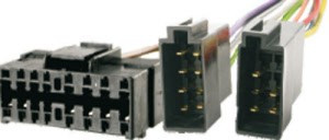 ISO kabel voor PIONEER (30x12.5mm) autoradio