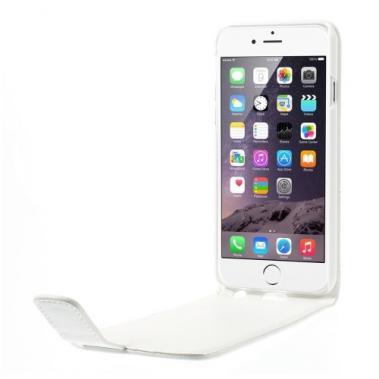 Flipcase Hoesje voor iPhone 6/6S Wit