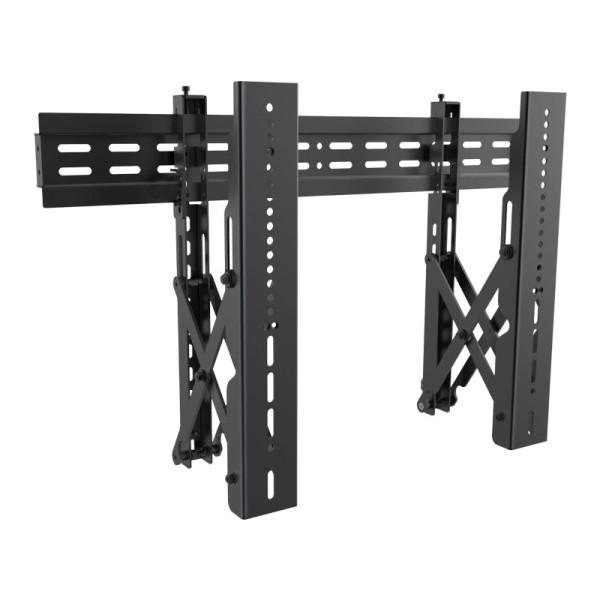 Muurbeugel 37-70 inch 45kg Zwart voor Videowall