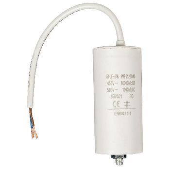 Condensator 50.0uf / 450 V + cable