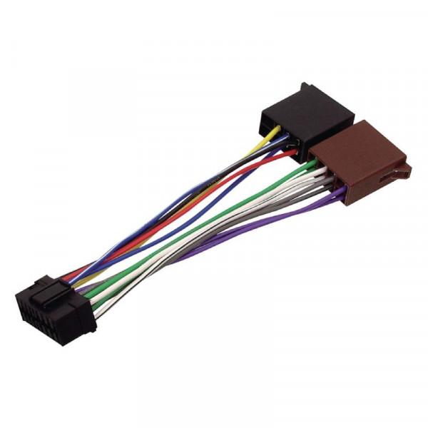 ISO kabel voor Sony autoradio