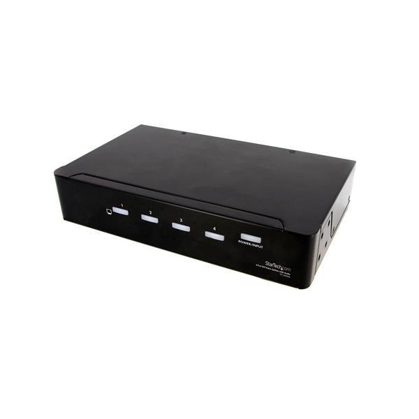 StarTech 4-poort DVI Video Splitter met Audio