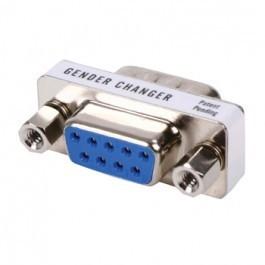 Gender changer RS232 adapter M-F