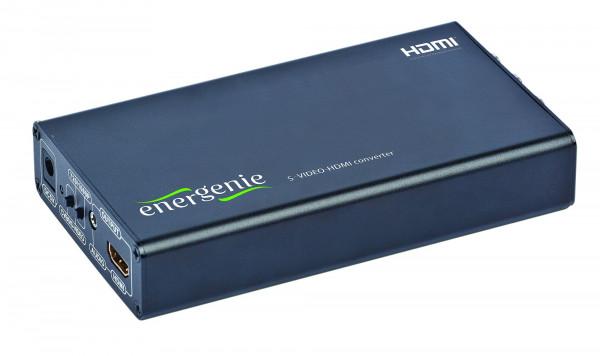 Gembird S-Video/Composiet naar HDMI Omvormer