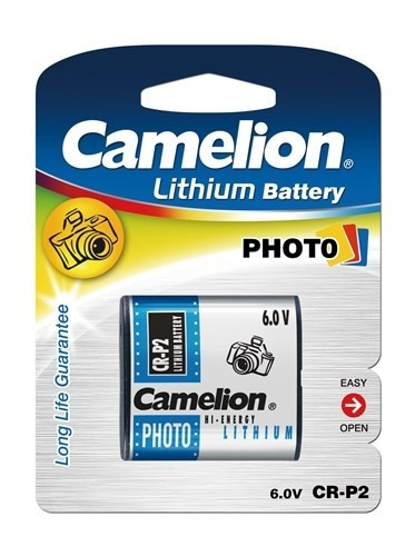 Camelion Lithium CR-P2 - 6V batterij