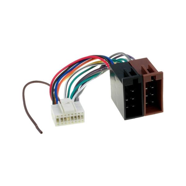 ISO aansluitkabel PIONEER (21,5x9,5mm)