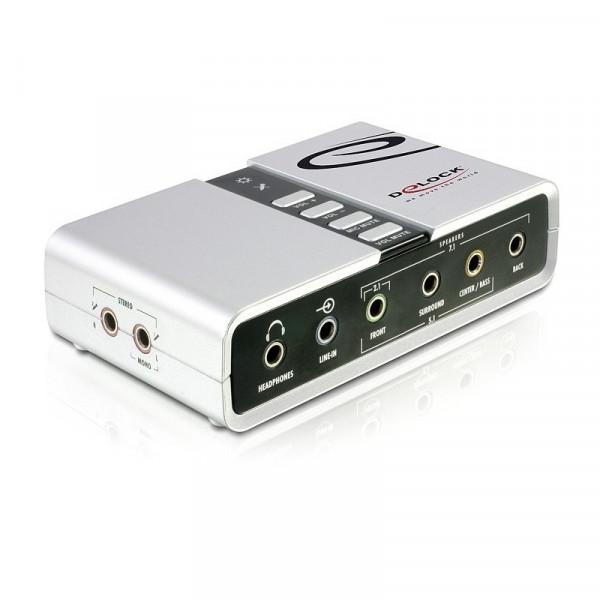 Geluidskaart USB 7.1