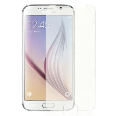 Tempered Glass Clear voor Samsung Galaxy S6