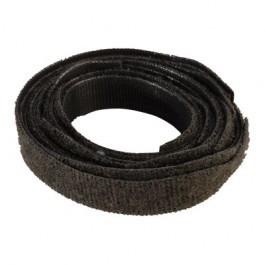 VELCRO® Brand Fasteners klittenband met lus Zwart 10 stuks