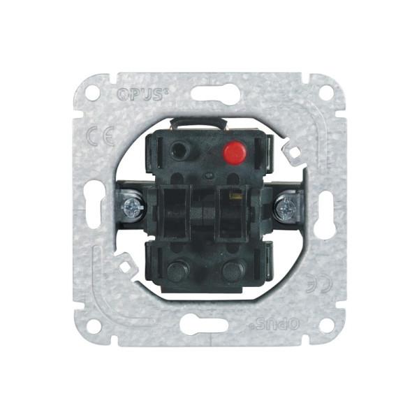 Opus mechanische zonwering/rolluik pulsschakelaar